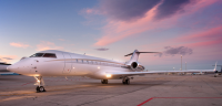 Bombardier Global Express LX-NYO